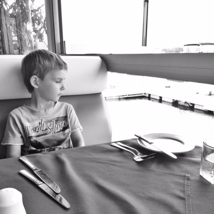 Jack - my lunch date