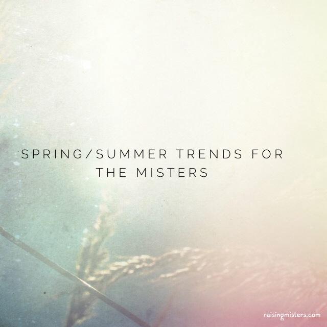 spring summer trends badge