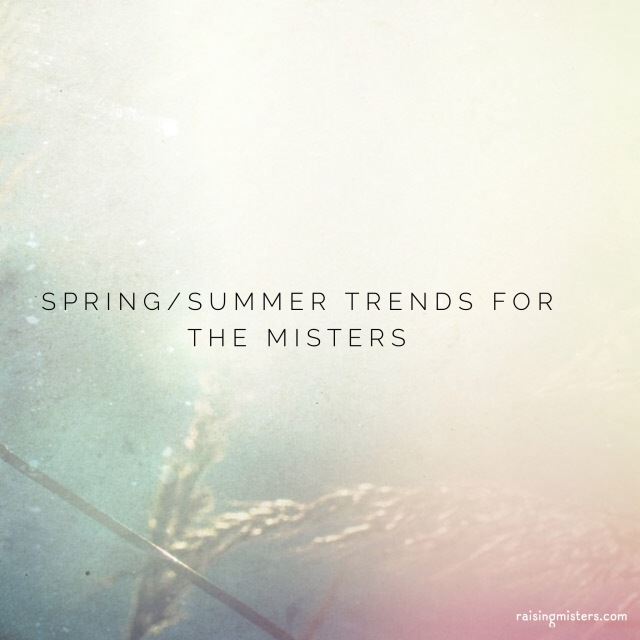 spring summer trends badge