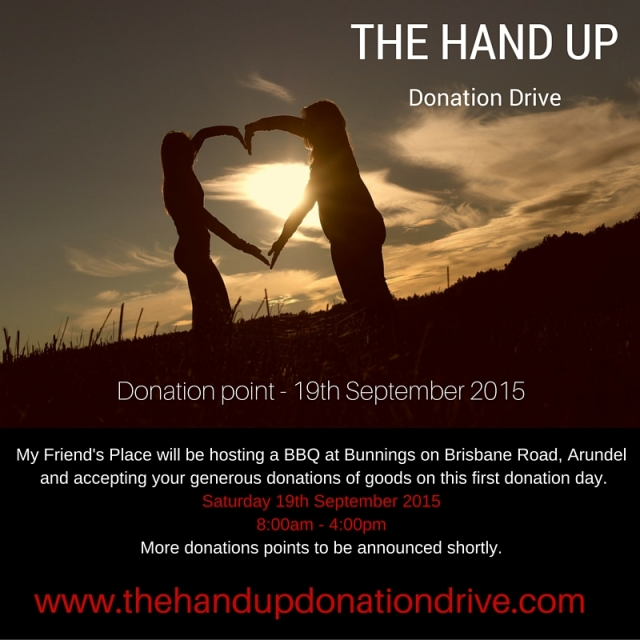 THUDD donation point 1